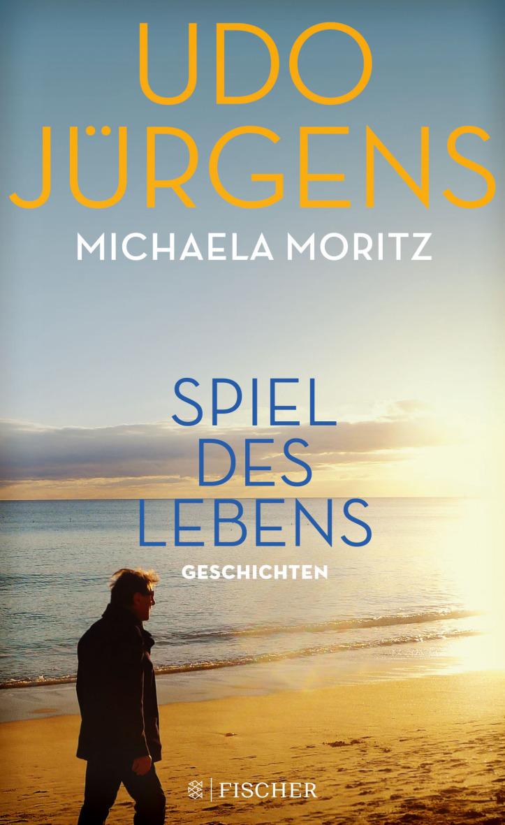 Buchcover: Udo Jürgens / Michaela Moritz – Spiel des Lebens